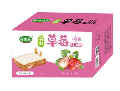 �B生冠�A心草莓味吐司1.5kg