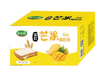 �B生冠�A心芒果味吐司1.5kg