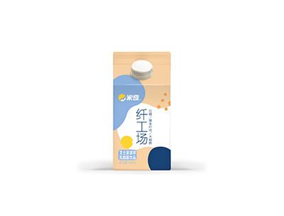 米奇芝士波波球乳酸菌饮品
