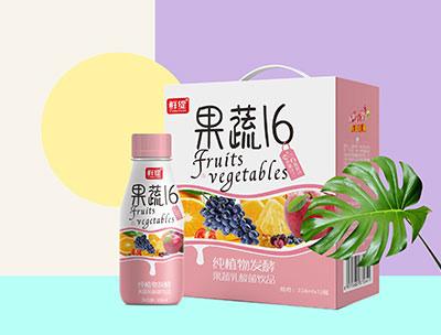果蔬16�植物�l酵果蔬乳酸菌�品�t