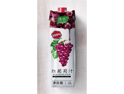 傣�俅u石包葡萄汁1L