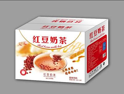 �t豆奶茶箱�b