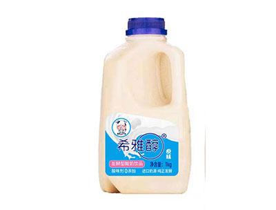 希雅醇原味发酵型酸奶1kg