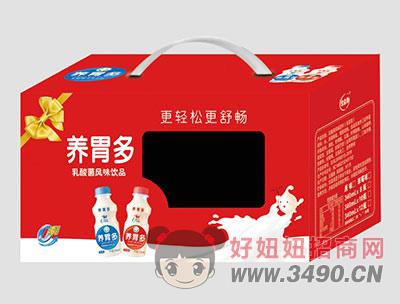 养胃多乳酸菌饮品箱装