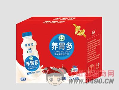 合益���B胃多乳酸菌�L味�品 1Lx8瓶