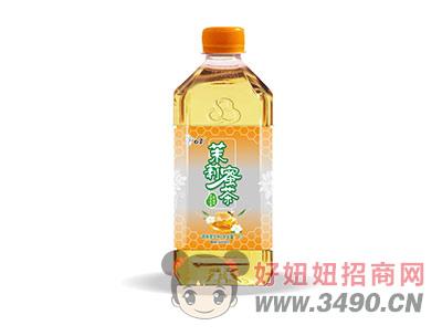 茉莉蜜茶瓶�b1L