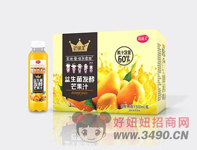 益生菌�l酵芒果汁1X15X500ML
