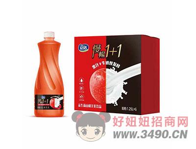 益生菌山楂汁乳lehu国际app下载1.25LX6
