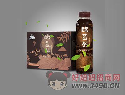 妙畅果醋乌龙茶480ml