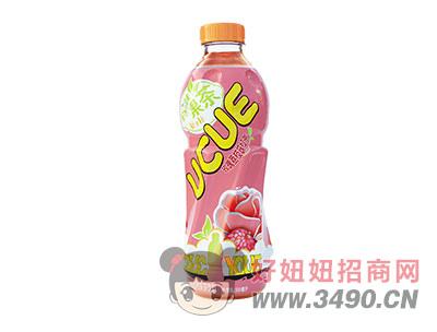玫瑰荔枝味红茶500ml