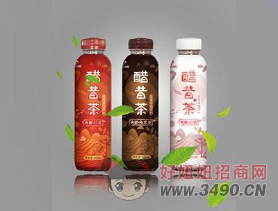 妙畅果醋茶480ml