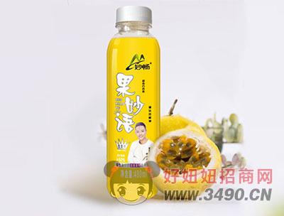 妙�彻�妙�Z果汁�料百香果味480ml