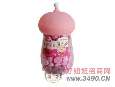 果蔬溶豆小�z�^火��果味22g