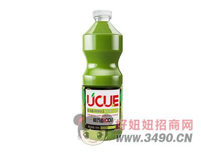 猕猴桃味复合果汁lehu国际app下载1.25L