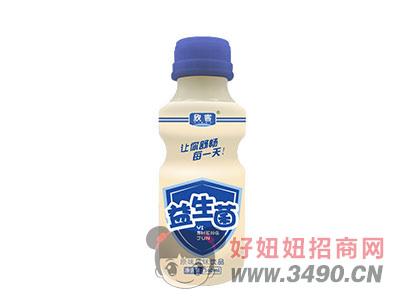 益生菌原味风味饮料340ml