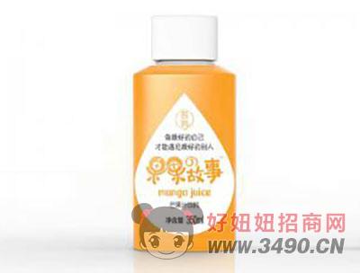 芒果汁复合饮料350ml