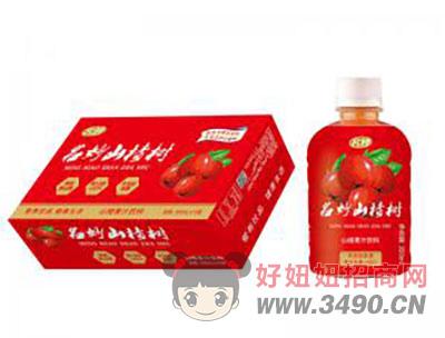 名妙山楂汁350mlx15瓶