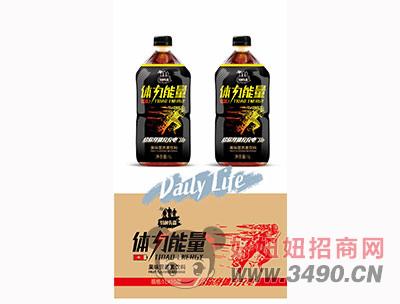 体力能量果味营养素饮料1L
