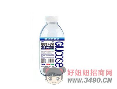 葡萄糖补水液原味瓶装450ml