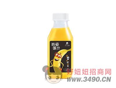 香蕉果汁�料300ml
