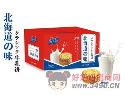盈悦北海道牛乳饼干400g