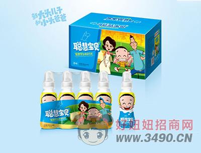 聪慧宝贝原味乳酸菌lehu国际app下载200mlx24瓶