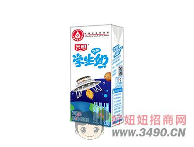学生奶探月-200ml苗条装-纯牛奶