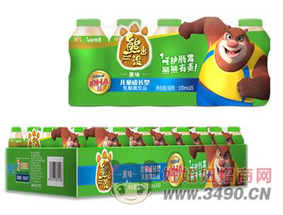 �和�成�L型乳酸菌原味100mlx5瓶x8排