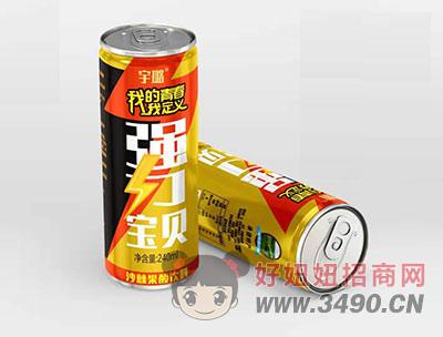 240ml勥宝贝沙棘果酸饮料
