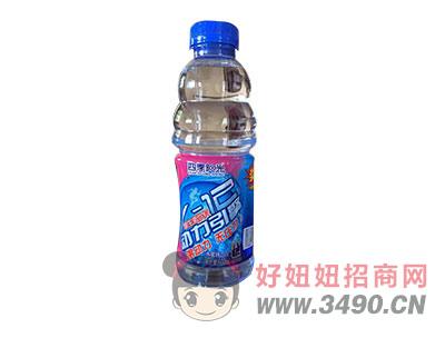 四季阳光水蜜桃味维生素饮料600ml
