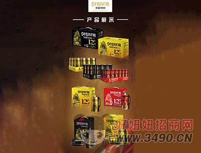 斯格莱姆黑啤产品