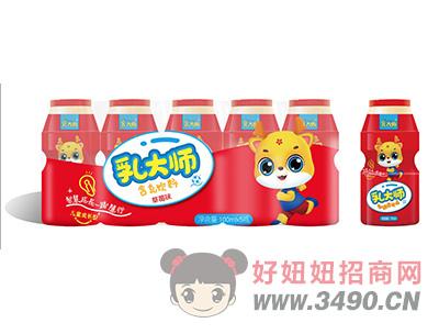 草莓味乳大师饮料000mlX5瓶