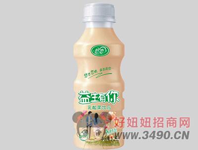 1.25L开盖既饮发酵乳酸菌