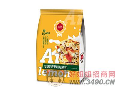 水果坚果烘焙燕麦 410g