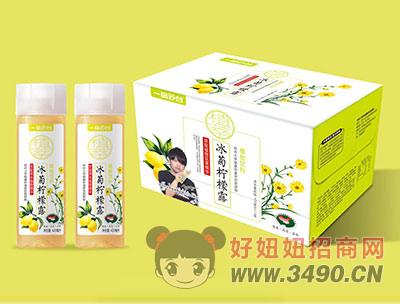 一品云台420×15瓶植萃系列冰菊柠檬露