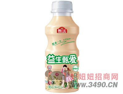 甄沃乳酸菌�品340ml