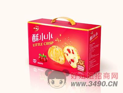 开口福零食礼盒380g