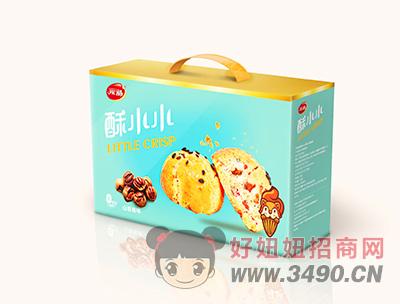 开口福山核桃味零食礼盒380g