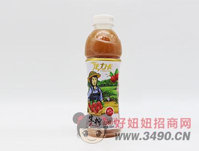 ��力卡生榨山楂汁600ml