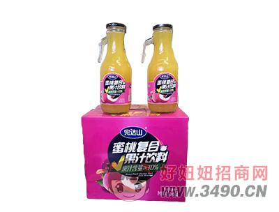 蜜桃果汁饮料箱装