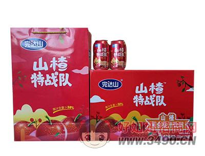 山楂特战队果汁饮料礼盒装