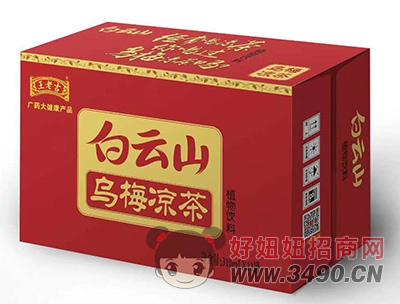 王老吉乌梅凉茶12罐