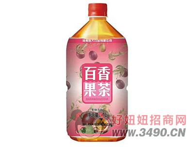 恒大�品百香果茶1L