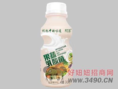 养芯多果蔬乳酸菌340ml