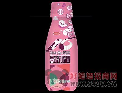 东方乐果蔬乳酸菌lehu国际app下载瓶装