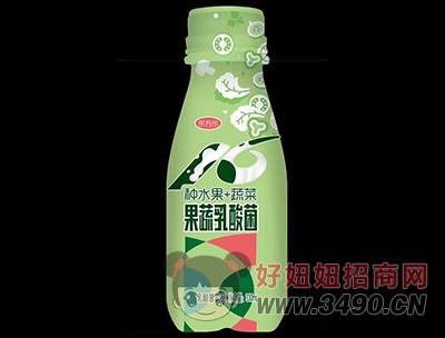 东方乐果蔬乳酸菌lehu国际app下载绿色瓶