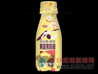 东方乐果蔬乳酸菌lehu国际app下载黄色瓶