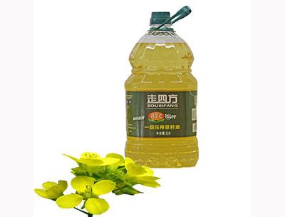 5L87度 温榨一级菜籽油