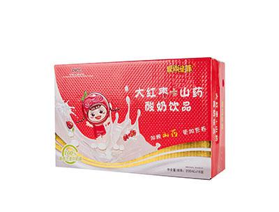大�t��+山�酸奶�品箱�b