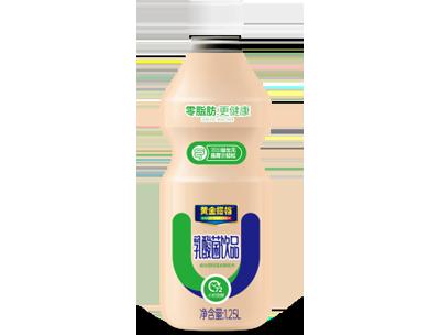黄金搭档乳酸菌饮品1.25L(单瓶)